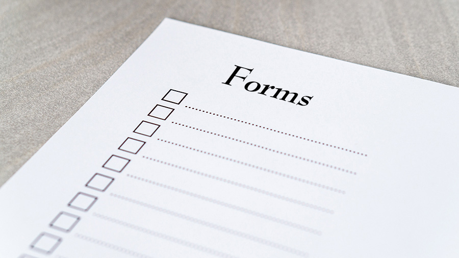 Youth Forms