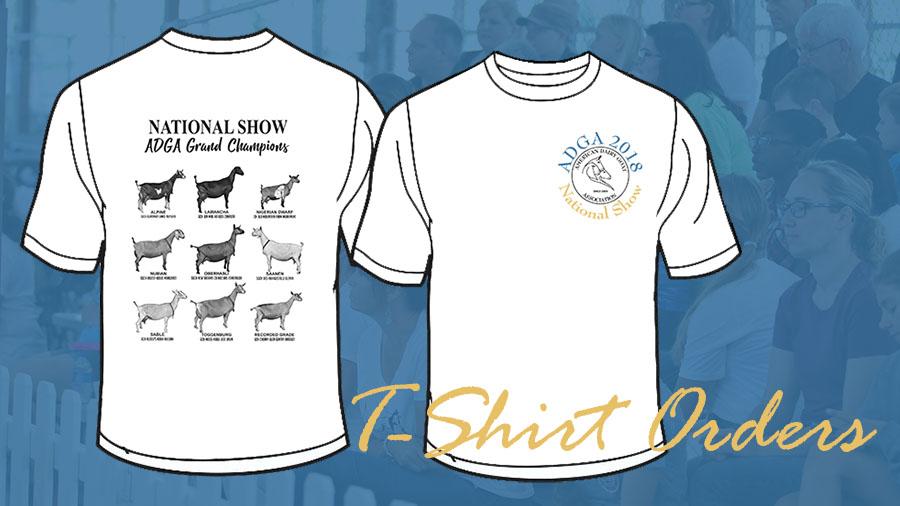 National Show T-Shirts