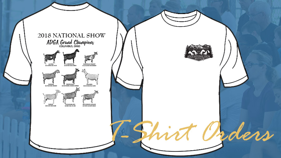 National Show T-Shirts